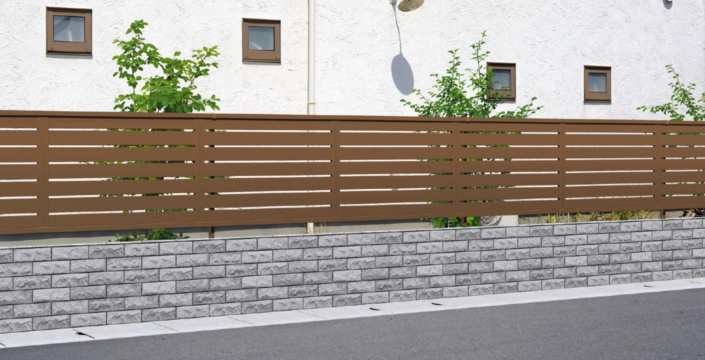 フェンスの設置
